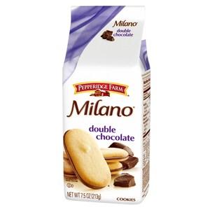 培珀莉雙層巧克力米蘭餅乾213g