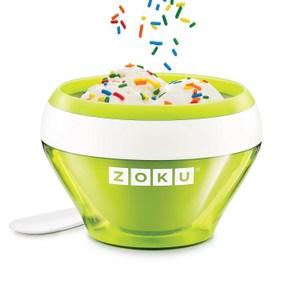 ZOKU 快速製冰淇淋機綠色