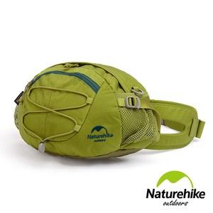 Naturehike 8L輕量耐磨CORDURA亮彩多功能腰包綠色