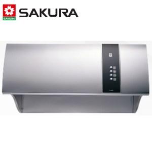 【櫻花牌】健康取向除油煙機不鏽鋼90公分 - R-3550SXL