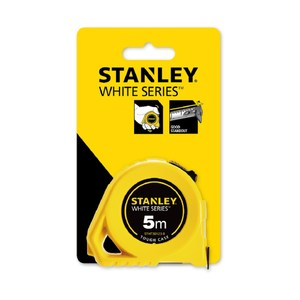 Stanley 5M白尺帶系列硬殼捲尺