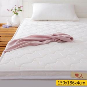 HOLA 優質绗縫天然乳膠床墊雙人