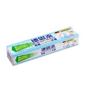 德恩奈超氟牙膏156gX6入