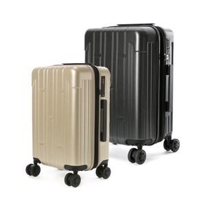 (組) 龐森可擴充行李箱20吋 香檳金+28吋 鐵灰