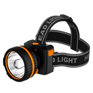 中華豪井 ZHEL-H01 瀏亮聚光頭燈(充電式) 1入