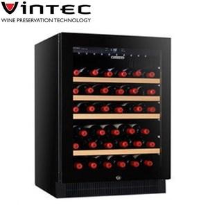 法國VINTEC 40瓶單門單溫酒櫃(黑色極緻系列)V40SGE(BK)