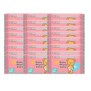 【適膚克林】嬰兒護膚柔濕巾 100抽*24包/箱