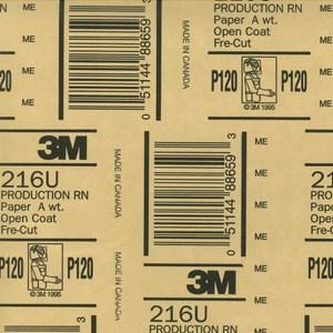 高耐磨砂紙-120號-5張