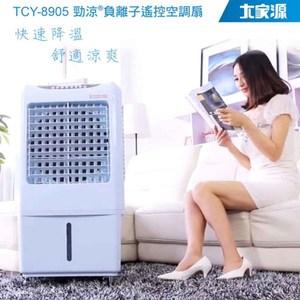 大家源 30L勁涼負離子遙控水冷扇 TCY-8907/05
