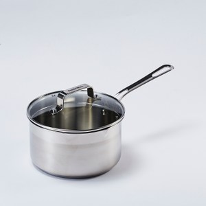 Jamie Oliver不鏽鋼單柄湯鍋(含蓋20cm)