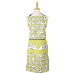 英國dexam 成人連身圍裙(刺蝟_綠)