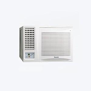 Panasonic 窗型定頻單冷 CW-N36SL2 (左)