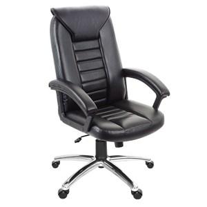 GXG 高背皮面 電腦椅 (鋁合金腳座)TW-1032 LU