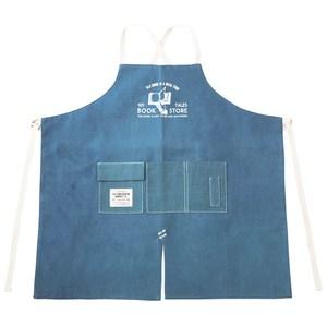 Zeller Life|康斯坦丁市場工作圍裙(藍)