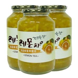 (組)韓國蜂蜜檸檬茶 3入組