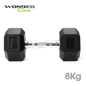 Wonder Core六角健身啞鈴(8kg)
