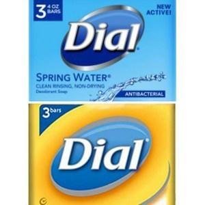 美國Dial黛雅礦泉香皂-黃金皂(4oz*3)*6組
