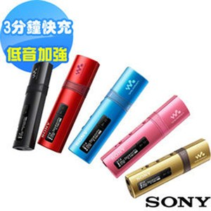 SONY Walkman MP3隨身聽 4GB NWZ-B183F (藍)