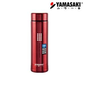 YAMASAKI 山崎家電 不鏽鋼真空隨身瓶 SK-V230ML