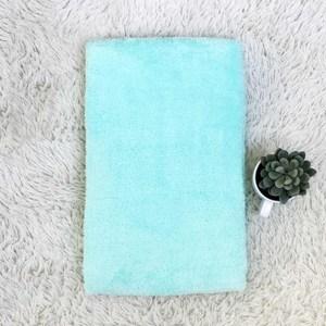 Lovel 3M頂極輕柔棉超細纖維抗菌浴巾-Limpet shell 貝殼綠