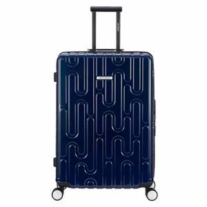 【CENTURION百夫長】拉鍊款26吋U_P45川普藍行李箱