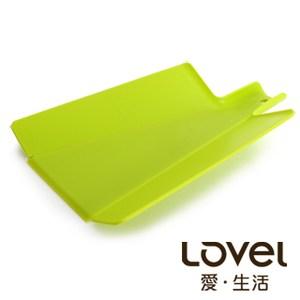 Lovel 時尚餐廚系列-漾彩多功能砧板(果綠)