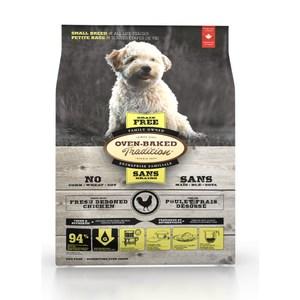 【Oven-Baked】烘焙客 全犬 無穀類雞肉 大顆粒 5磅 X 2包