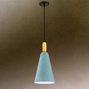 YPHOME 淺藍單吊燈 A12912L藍色 12912
