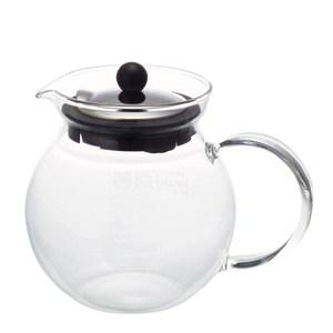 日本iwaki 耐熱玻璃茶壺(640ml)