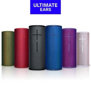 UE BOOM 3 無線藍牙喇叭(時尚黑)時尚黑