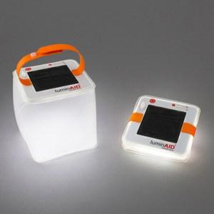 LuminAID Packlite Nova USB 太陽能水陸兩用彩虹光援燈籠