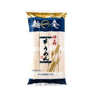 日本伊之助製麺 麵一庵素麵800g