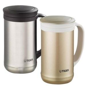 【TIGER虎牌】500cc 真空保溫保冷杯(不鏽鋼) MCM-T050-XC