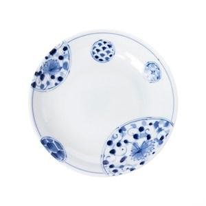 日本花伊萬里圓盤-5吋