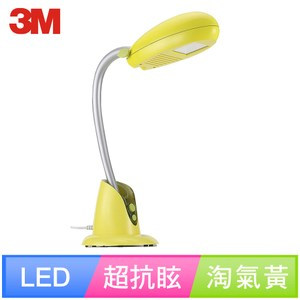 3M 58度博視燈LED豆豆燈 (淘氣黃/公主紅/海軍藍)淘氣黃