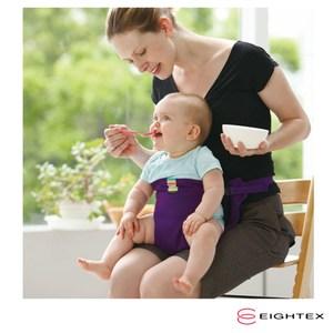 日本製Eightex 日本製簡易座椅安全帶 亮麗紫