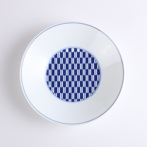 日本晨月圓盤22cm 箭紋