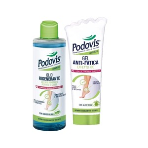 按摩滋潤乳液 PODOVIS疲勞修護 按摩滋潤1+1組合