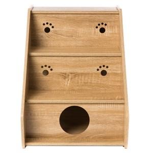 愛寵 寵物三層梯櫃 採E1板材
