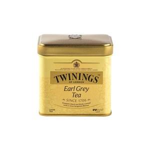 英國Twinings皇家伯爵茶100g鐵罐