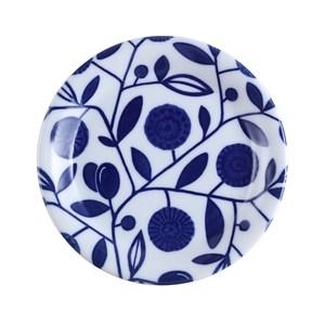 日本若藍系列圓盤16.5cm花橄欖