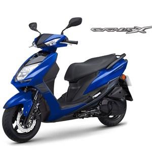 YAMAHA 山葉 新勁戰雙碟 FI 125 - 運動版 藍