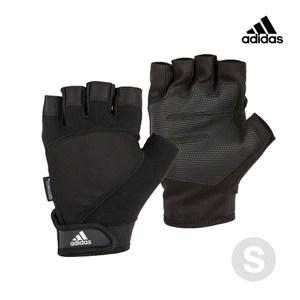 Adidas Training  防滑短指手套 經典黑 S