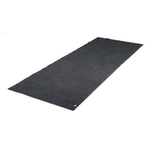 Adidas Yoga 防滑專業訓練熱瑜珈墊 2mm 黑色
