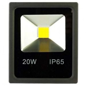 LED 薄型20W投射燈 暖白光