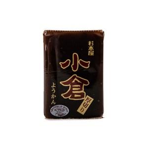 日本杉本屋厚切羊羹-小倉味150g