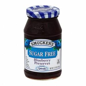 盛美家減糖果醬361g(藍莓/草莓)x2入藍莓減糖