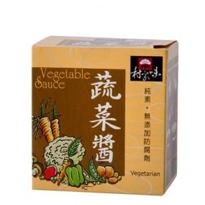 村家味蔬菜醬(純素) 30gX8入盒裝