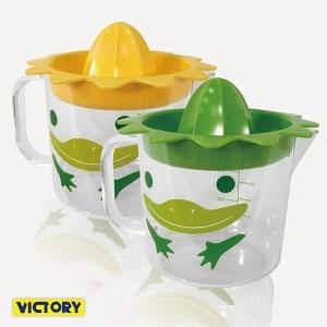 【VICTORY】手動榨汁器-青蛙 #1131009