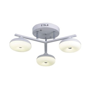 LED 32W 卡爾3燈半吸頂燈